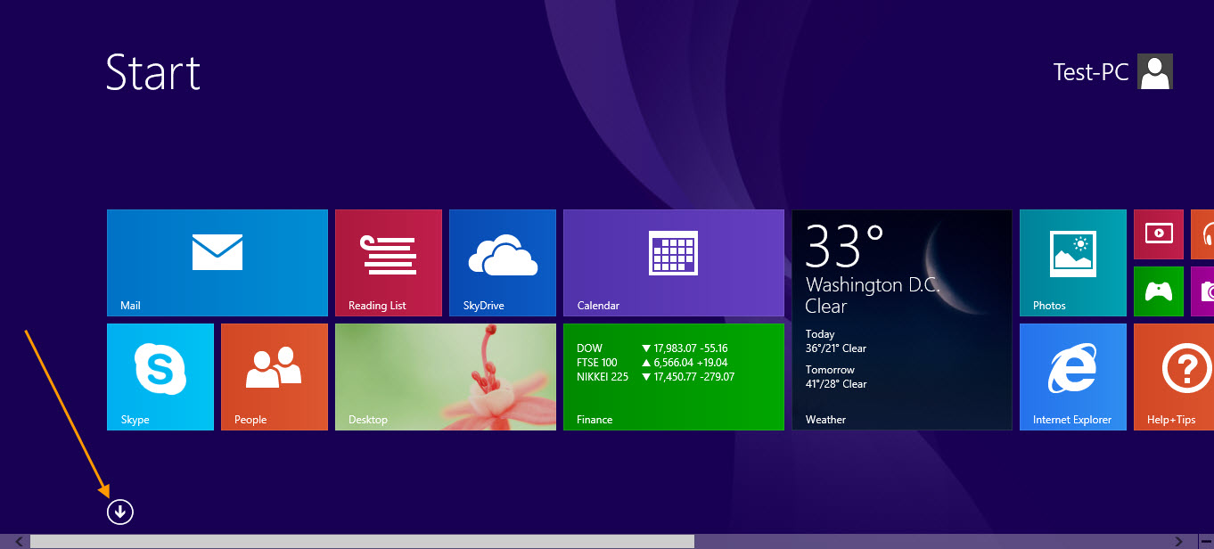 How To Get To Control Panel In Windows 8 - CrocoTIPS