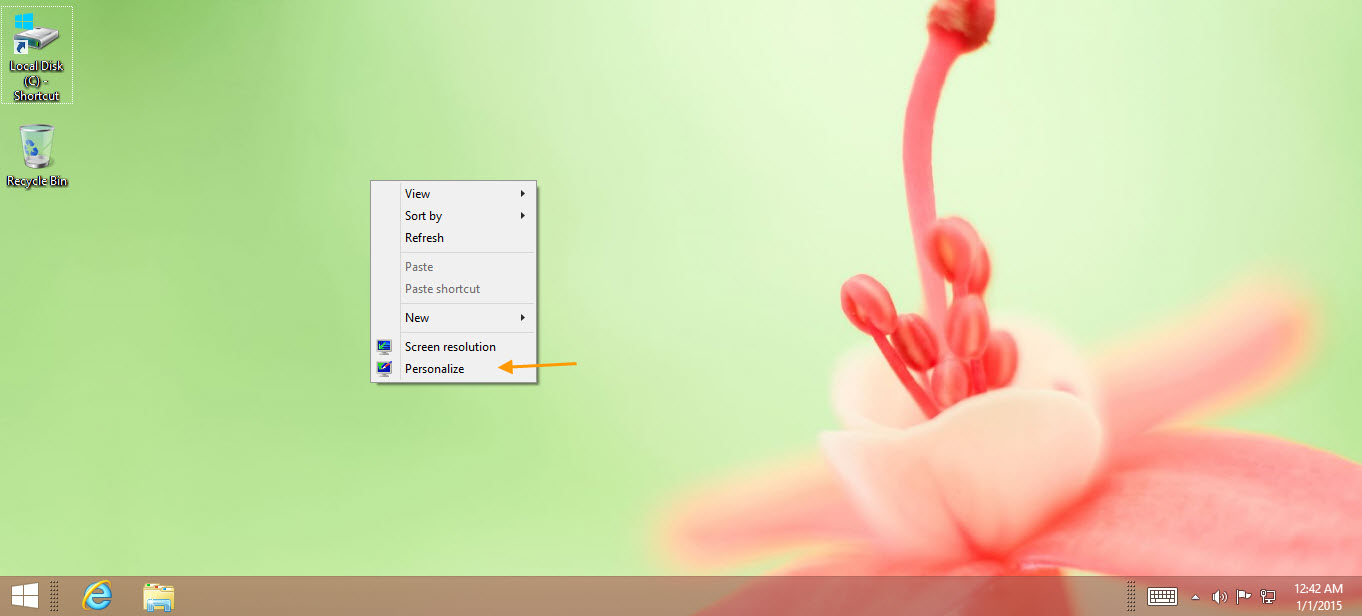 how to change windows e to my computer