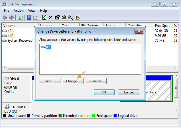 how to change drive letter how to change drive letter in windows 7 8 crocotips 22260
