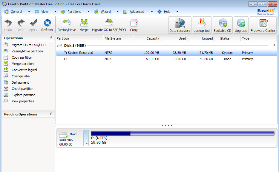 How To Partition A Hard Drive Windows 7/8 - CrocoTIPS